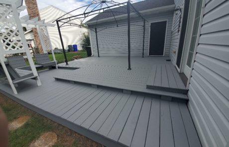 Deck Painting Restore
