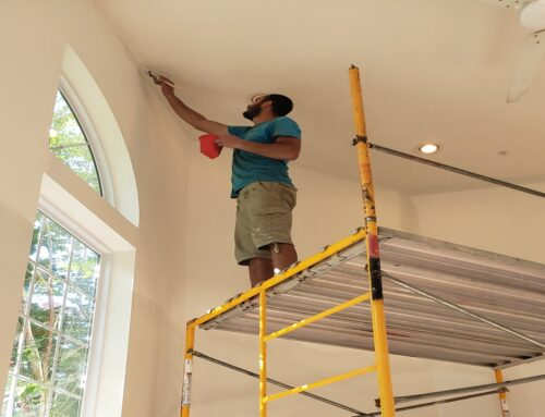 What Is The Average Cost To Paint A House?