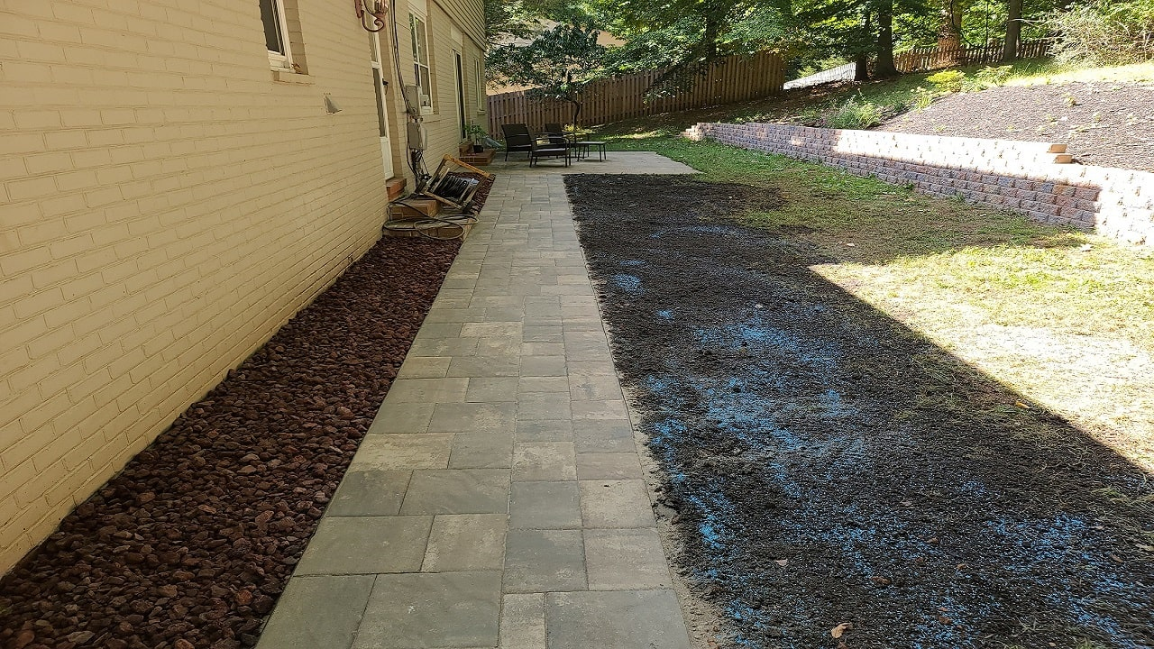 Mulching Service in Baltimore and Harford