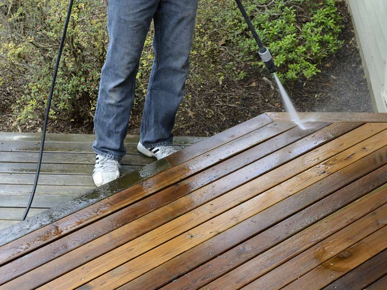 The Detailed Guys - Deck Steps Cleaning Solution